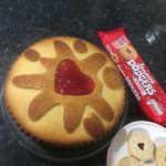 Fantastic Jammie Dodger cakes are easy to make...honest.