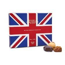 British or American chocolate