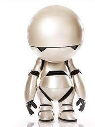 Marvin the paranoid android's views on working life